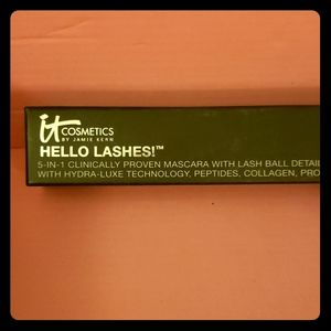 IT Cosmetics HELLO LASHES! Mascara